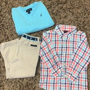 Nautica 24 month outfit